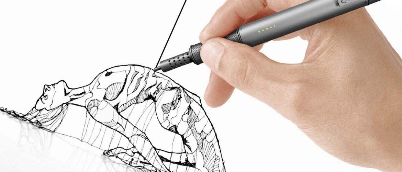 Una penna veramente rivoluzionaria
