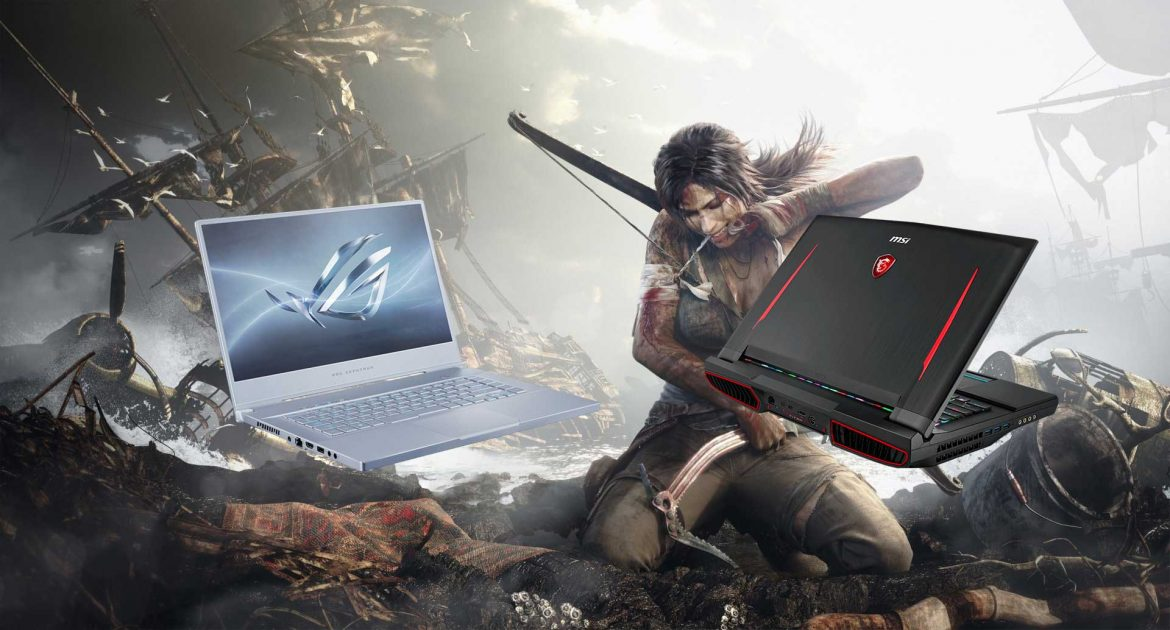 Scegliere il notebook per home, gaming e entertainment