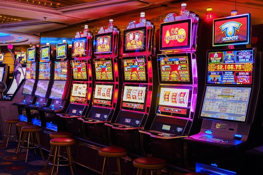 Personaggi fantastici nelle slot machine online